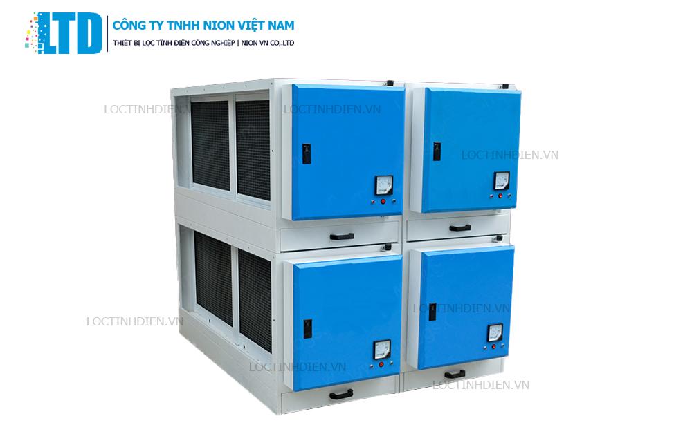 Biến thể Hệ thống máy lọc tĩnh điện 16000